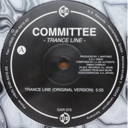 Committee --Trance Line