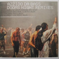 Azzido Da Bass ‎– Dooms Night (Remixes)