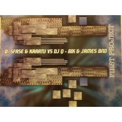 D-Sfase & Karatu vs DJ Q-Bik & James BND - First Project