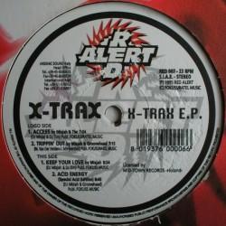 DJ Misjah & DJ Tim / DJ Misjah & DJ Groovehead – X-Trax EP