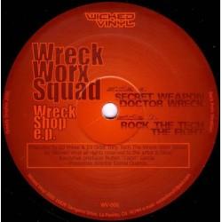 Wreck Worx Squad – Wreck Shop EP