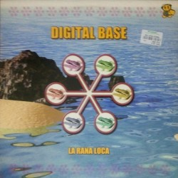 Digital Base ‎– La Rana Loca