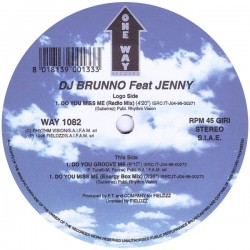 DJ Brunno Featuring Jenny – Do You Miss Me