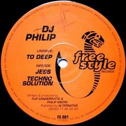 DJ Philip - To Deep(MELODIA AÑO 96,PROGRESIVO MUY BUENO¡)