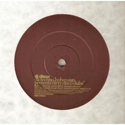 DJ Disco - Da Techno Bohemian Presents 'Dirty Disco Dubs'