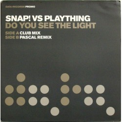 Snap! vs. Plaything - Do You See The Light