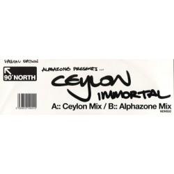 Alphazone Presents ... Ceylon - Immortal(BRUTAL,CORTE VOCAL & INSTRUMENTAL¡¡ 100% COLISEUM)