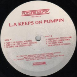LA Keeps On Pumpin