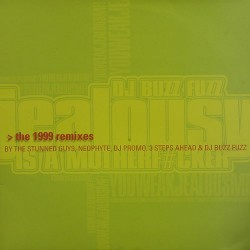 DJ Buzz Fuzz – Jealousy Is A Motherfucker - The 1999 Remixes