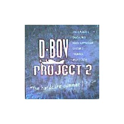 D-Boy Project 2 - The Hardcore Summer 1999