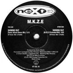 MKZE – Shining Ray
