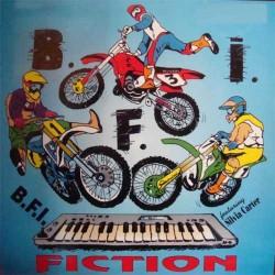 BFI Featuring Sylvia Carter – Fiction