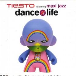 Tiësto Featuring Maxi Jazz – Dance4Life