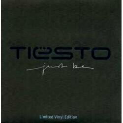 Tiësto – Just Be (4 VINILOS.JOYA!)