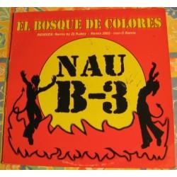 Nau B-3 – El Bosque De Colores (Remixes)