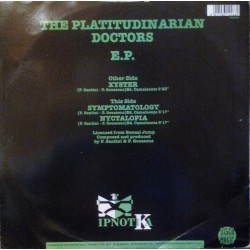 The Platidudinarian Doctors ‎– EP