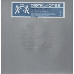 Blank & Jones ‎– DJ Culture (Remixes)