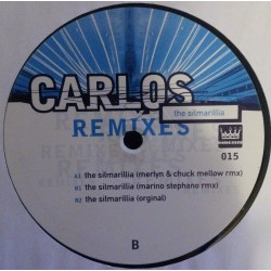 Carlos ‎– The Silmarillia (Remixes)