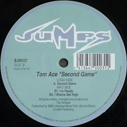 Tom Ace ‎– Second Game