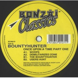 Bountyhunter ‎– Once Upon A Time Part One