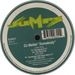 DJ Maikel – Somebody