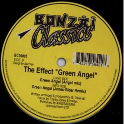 The Effect  ‎– Green Angel