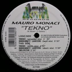 Mauro Monaci – Tekno