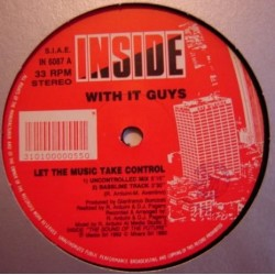 With It Guys ‎– Let The Music Take Control