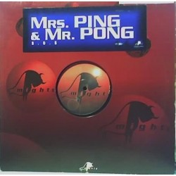 Mrs. Ping & Mr. Pong - S.O.S(TEMAZO CHOCOLATERO¡¡)