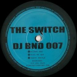 DJ James BND – The Switch