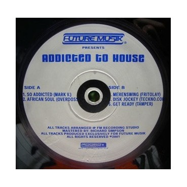 Various – Addicted To House