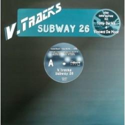 V-Tracks – Subway 26 (Original+ Remix)
