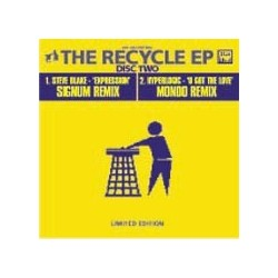 Steve Blake / Hyperlogic - The Recycle EP