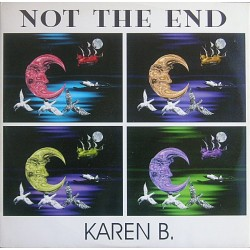 Karen B - Not The End (SYNTH RECORDS)