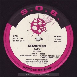 Dianetics – Papy