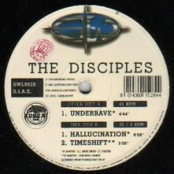 The Disciples ‎– Underrave