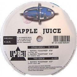 Apple Juice – Raving Together