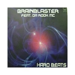 Brainblaster Feat. Da Rook MC ‎– Hard Beats