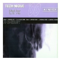 Tech-Nique ‎– I Need Your Love