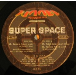 Super Space ‎– Trance Force