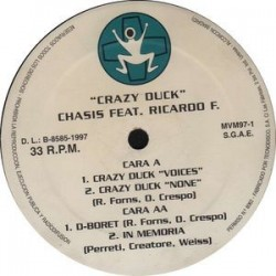 Chasis Feat. Ricardo F  - Crazy Duck