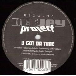 Deejay Project – U Got Da Time