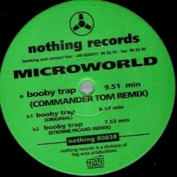 MicroWorld ‎– Booby Trap (Remixes)