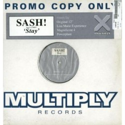 Sash Feat L Trec – Stay (MULTIPLY)