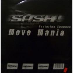 Sash – Move Mania (BYTE RECORDS)