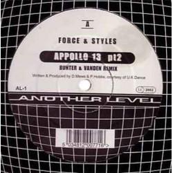 Various – Appollo 13 Pt2 / Workaholic / Excession / Death By Bongo