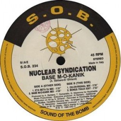 Nuclear Syndication ‎– Base M-O-Kanik