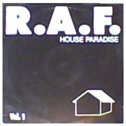 RAF  – House Paradise