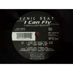 Sonic Beat – I Can Fly (Cabballero Remixes)