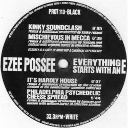 Ezee Possee – Everything Starts With An E
